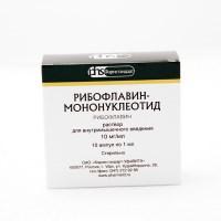 инструкция по применению на Рибофлавин