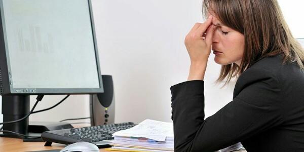 Падение зрения от работы за компьютером