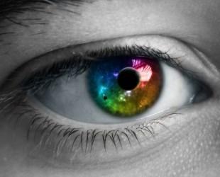 Как глаза могут менять свой цвет.